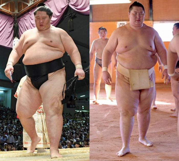 ichinojo-weight-loss