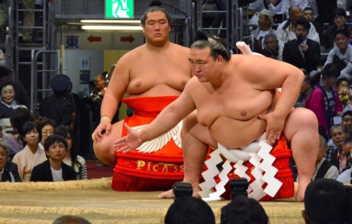 Kisenosato-Dohyo-Iri-Kyushu-Day-1