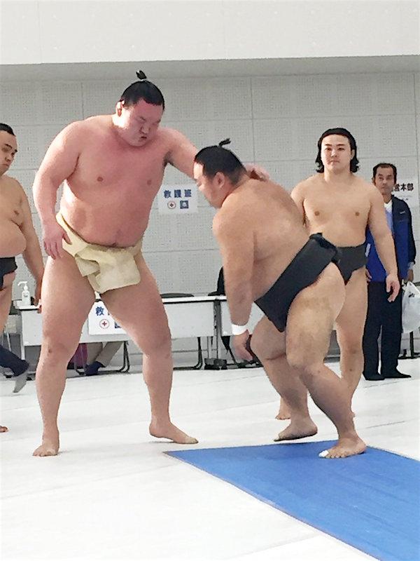 hakuho-practice
