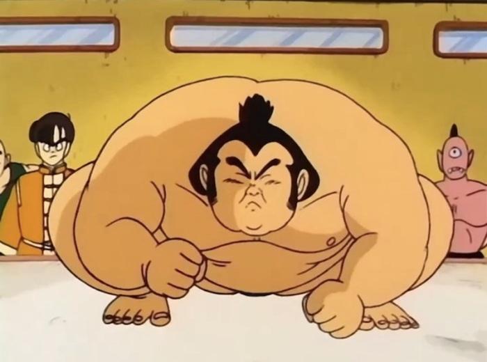 Sumo-Manga