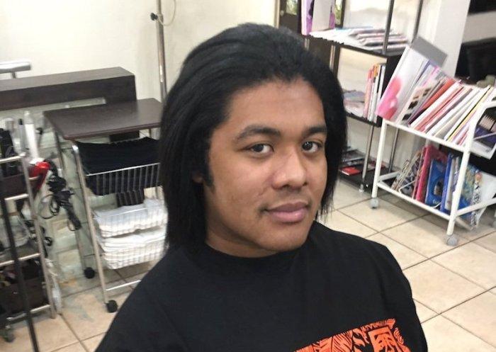 Wakaichiro-Hair